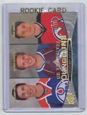 11-12 UD Ryan Nugent-Hopkins Young Guns Exclusives Checklist #250 Mint Rare /100