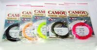 Hends Camou French Leaders | 350cm - 900cm | Great for Czech Nymph Fishing