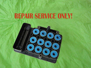30793447, Volvo ABS Control Module for XC90, Repair service