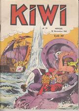 KIWI N° 79 DE NOVEMBRE 1961 EDITIONS LUG