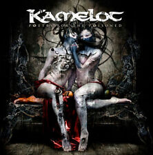 Poetry for the Poisoned KAMELOT CD ( FREE SHIPPING