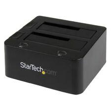 StarTech UNIDOCKU33 Universal Docking Station for Hard Drives USB 3.0 with UASP