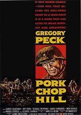 PHOTO MAGNET Movie Poster PORK CHOP HILL 1959 War Gregory Peck