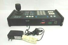 PTZ & Multiplexer Stage Joystick Speed Dome Controller