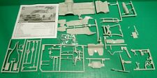 A71DC 71 CHARGER CHASSIS & INTERIOR STOCK PARTS 1/25 Model Car Mountain