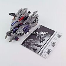 Transformers Movie DOTM Voyager Class Shockwave Streetside Bot Brawl TRU Excl.