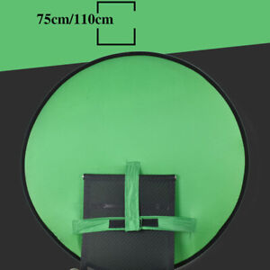 Green Screen Backdrops Photography Background Portable Fold Reflector BroadcaBL