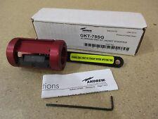 """Andrew CommScope GKT-78SG 7/8"""" Aluminum GRD Kit Jacket Stripper"""