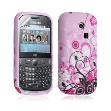 Housse coque etui en gel pour Samsung Chat 335 S3350 avec motif HF17