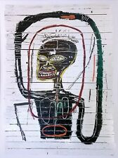 "JEAN-MICHEL BASQUIAT ""FLEXIBLE"" 2016 