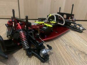 HoBao Pirate Sport 1:8  Nitro Monster Truck rc nitro car