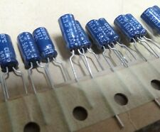30x  3.3uf 50v Elna radial electrolytic capacitor 5mm 3u3 CE