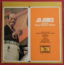 JO JONES  WITH HARRY SWEET EDISON   LP ORIG US  EVEREST