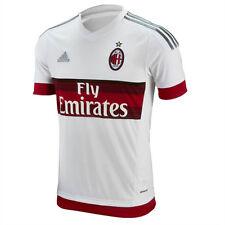 adidas AC Milan Away Replica Player Jersey men white S15643