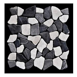 1 Mosaik-Fliesen Matte M-006 - Naturstein Lager Stein-mosaik Herne NRW -