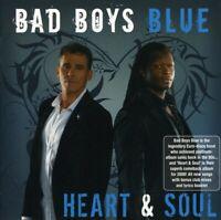 Bad Boys Blue - Heart and Soul [New CD] Bonus Tracks