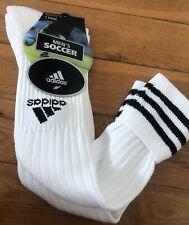 Adidas Men's Soccer White Socks Shoe Size (6-12)