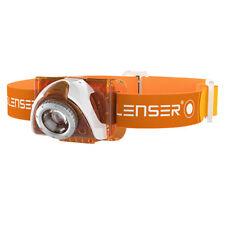 kQ Led Lenser SEO3 orange weiß -...