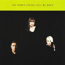 The Human League - Tell Me When - CD Single CD1