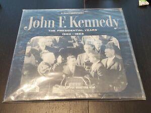 A Documentary John F Kennedy The Presidental Years 1960-1963 Record