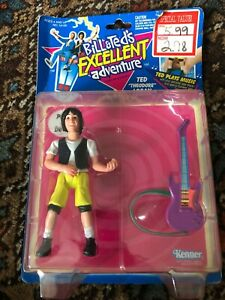 """1991 Vintage Kenner Bill & Ted Excellent Adventure, Ted """"Theodore"""" Logan Figure"""
