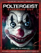 POLTERGEIST New Sealed Blu-ray 3D + Blu-ray 2015