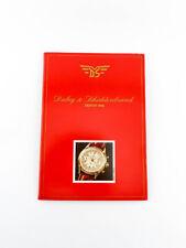 Dubey & Schaldenbrand Katalog mit Preisliste 1996