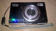 VIVITAR ViviCam X024 Digital Camera Digicam Black 10.1 Mega Pixels HD  Vivi Cam