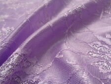 Polyester backed net lace 'Vera', (per metre) dress fabric