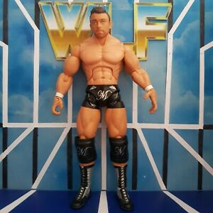 Magnus (Nick Aldis) - Jakks TNA Impact Deluxe Aggression - WWE Wrestling Figure