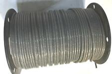 Gray 10 AWG THHN Stranded Wire 18.6 LB Spool NOS