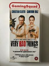 Very Bad Things VHS Video Retro, Supplied by Gaming Squad