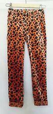 Scotch R'Belle  Soft Coral Leopard Dress Pants NWT Age 10 Retails $99 Price $45
