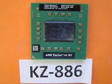 AMD Turion 64 X2 TL-50 1.6GHz Socket S1 Mobile Processor TMDTLS0HAX4CT #Kz-886