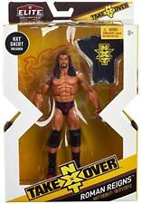 WWE WRESTLING FIGURE MATTEL ELITE NXT TAKEOVER ROMAN REIGNS BRAND NEW BOXED