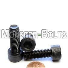 10mm x 1.50 x 30mm - Qty 10 - SOCKET HEAD Cap Screws Black Oxide Class 12.9 M10
