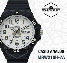 Casio Men's Diver Look Series Watch MRW210H-7A