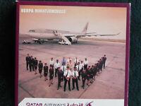 Herpa Wings Qatar Airways Airbus A330-200 508537 1 : 500 neu airplane modell