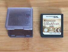 Professeur Layton Nintendo DS Not For Resale Kiosk Demo