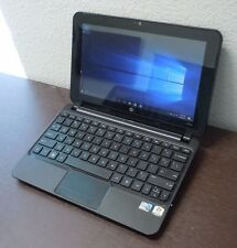 "HP Mini 210-1076nr Intel Atom N450 1.66GHz 2GB 250GB 10.1"" Win 10 Netbook"