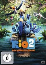 Rio 2 - Dschungelfieber - DVD