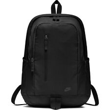 Nike All Access Half Day Rucksack Backpack Bag Black Ba4857 001