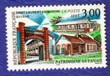 TIMBRE FRANCE 1997 SAINT LAURENT DU MARONI GUYANE NEUF