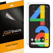 6X Supershieldz Anti Glare (Matte) Screen Protector for Google Pixel 4a