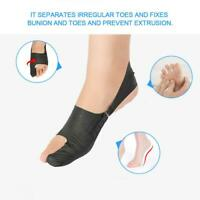 Hallux Valgus Corrector Thumb Toes Separator Bunion Adjuster Orthopedic Braces