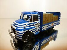 IXO MODELS CITROEN U23 TRUCK - BLUE + WHITE 1:43 - GOOD CONDITION - 22