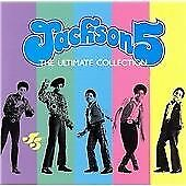 The Ultimate Collection, Jackson 5, Michael Jackson, Jerm, Audio CD, New, FREE &