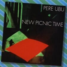 PERE UBU - NEW PICNIC TIME   VINYL LP + MP3 NEU