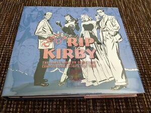 Alex Raymond's Rip Kirby Volume 4: 1954-1956 - IDW Hardcover