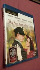 The Best Years Of Our Lives Blu-Ray New Sealed Mint Condition(Rare Out Of Print)